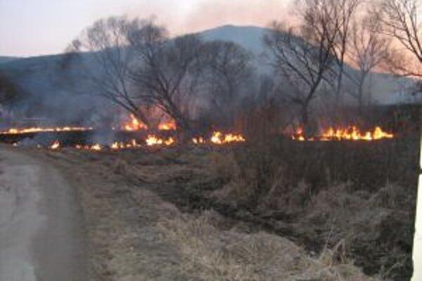 Jar je pre hasičský zbor už tradične náročná.