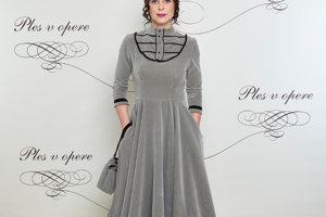 Andrea Ziegler, módna stylistka