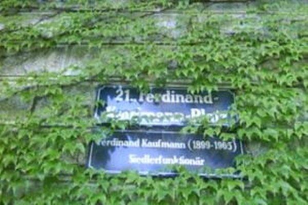 Vo Viedni je takéto označovanie uíc už roky samozrejmosťou
