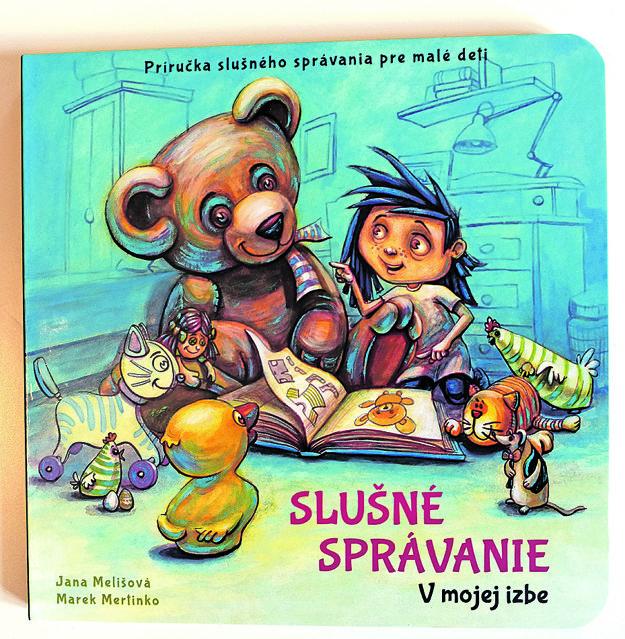 Slušné správanie v mojej izbe (Jana Melišová, Marek Mertinko) - Archív SME