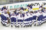 Na MS žien do 18 rokov v hokeji hrali aj Martinčanky.