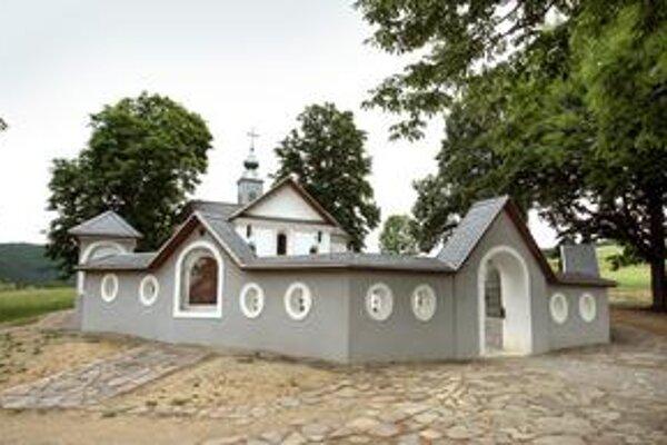Rezidenčné vily majú vyrásť neďaleko kláštora bosých karmelitánov.