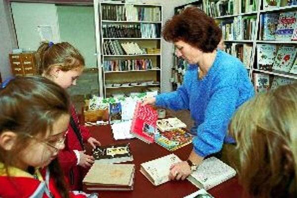 Obecné knižnice chcú prilákať predovšetkým mladých čitateľov.