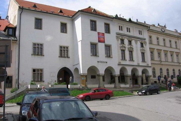 Budova bývalého evanjelického lýcea.