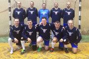 Z oravských tímov skončilo najvyššie družstvo SNS Dolný Kubín.