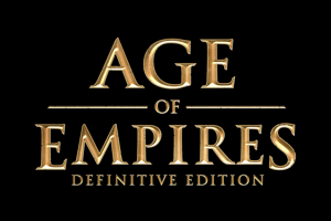 Logo Age of Empires: Definitive Edition.