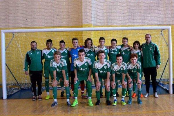 """""""Durkáčovci"""" -1.FC Tatran Prešov U15."""