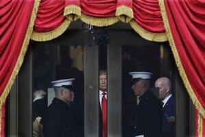 Inauguračný deň.