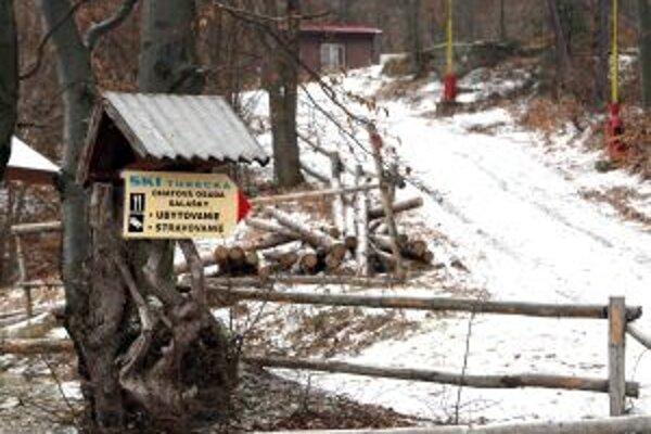 Obec Turecká zvažuje, či prevziať prevádzku lyžiarskeho strediska