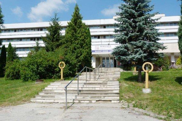 Nemocnica vo Svidníku.