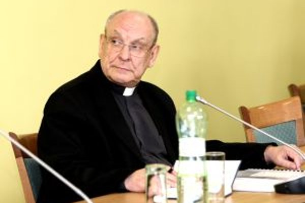 Biskup Rudolf Baláž sa dožíva sedemdesiatky