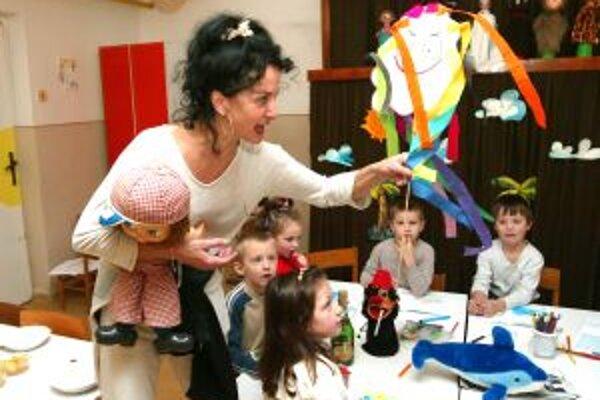 Zápisy do materských škôl sa uskutočnia v marci.