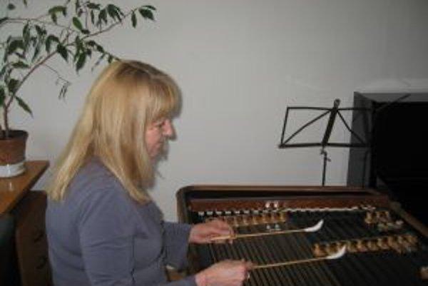 Svetovo uznávaná cimbalistka už roky vyučuje v Banskej Bystrici