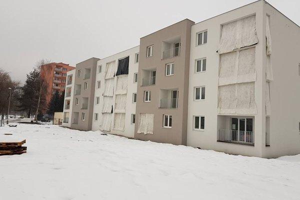 Nájomný byt na ŠLN