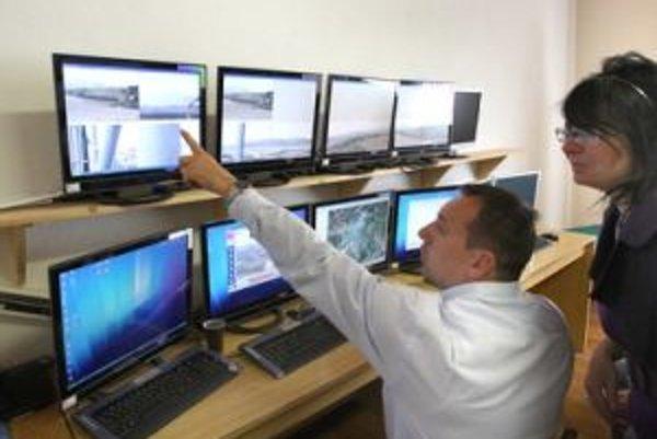 Moderný systém odhalí aj menšie požiare vo vzdialených lokalitách