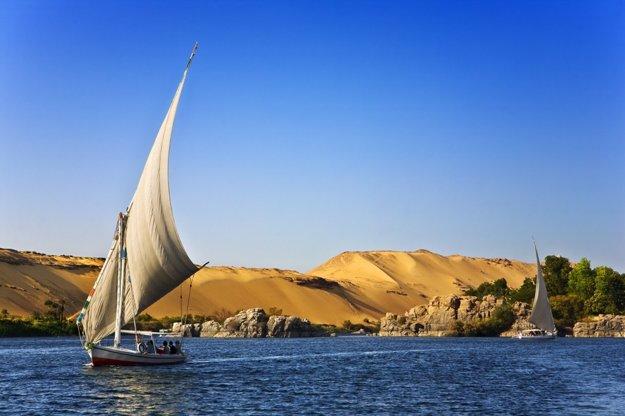 First moment Egypt je dostupná exotika.