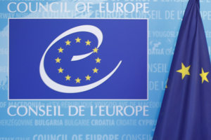 Rada Európy.