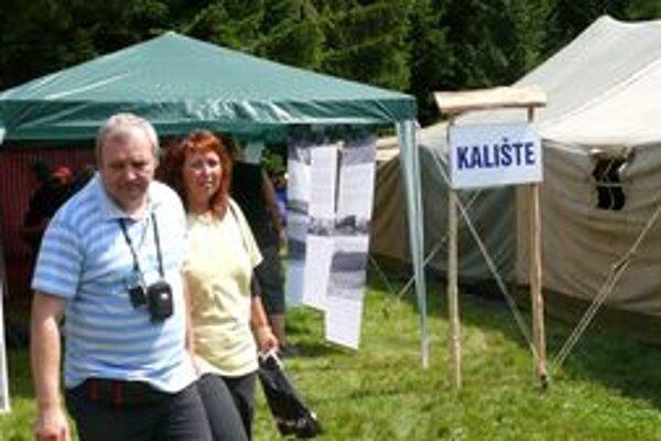 V Kaliští otvorili aj putovnú výstavu.
