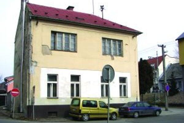 Na centrum prebudovali bývalý azylový dom na Bystrickom rade.