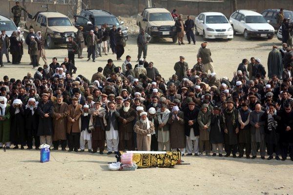 Po útoku v Kábule vyhlásili štátny smútok.