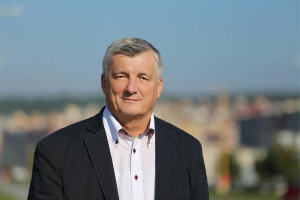 Ladislav Olexa. Šéf odboru dopravy ide do dôchodku.