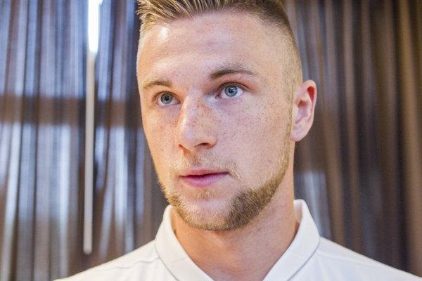 Milan Škriniar, Žiarčan, ktorý sa presadil v talianskej Serii A.