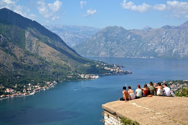 Tip č. 4: Čierna Hora