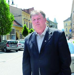 Ľubomír Grega, starosta mestskej časti Košice – Staré Mesto