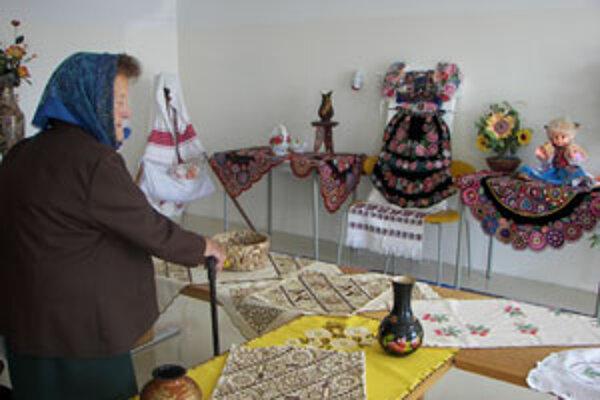 Pri otvorení Remeselného domu pred dvoma rokmi v ňom urobili viaceré výstavy.