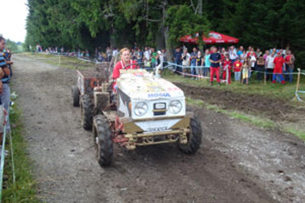 Jana Porubjaková sa medzi chlapmi nestratila a skončila na šiestom mieste.