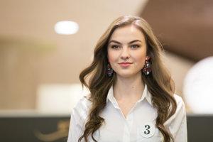 Katarína Molčanová z Valaskej bude súťažiť s číslom 3.