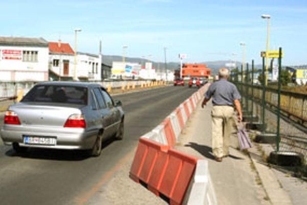 Hronský most je vo vlastníctve kraja, no na jeho oprave sa bude podieľať aj mesto Zvolen.