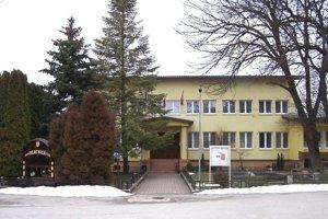 Obecný úrad v Blatnici.
