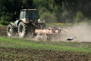 Poľnohospodárstvo sa zdá byť najmenej lákavým odvetvím podnikania v kraji.