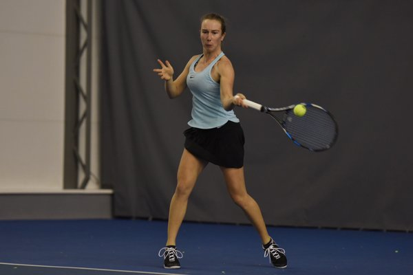 Slovenská tenistka Timea Jarušková.