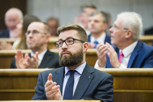 Martin Poliačik.