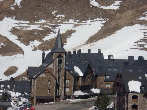 Španielske lyžiarske stredisko Baquiera Beret má dlhoročnú tradíciu.