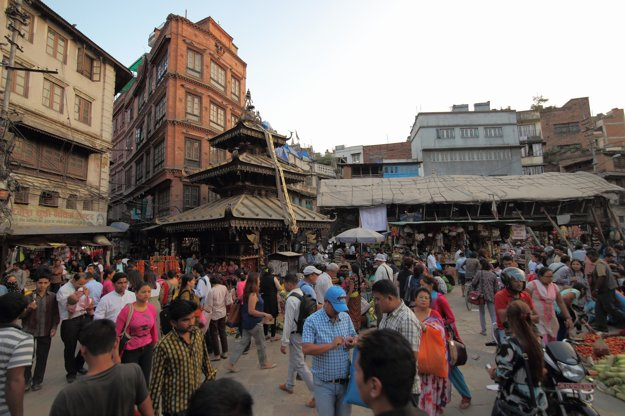 Káthmandu.