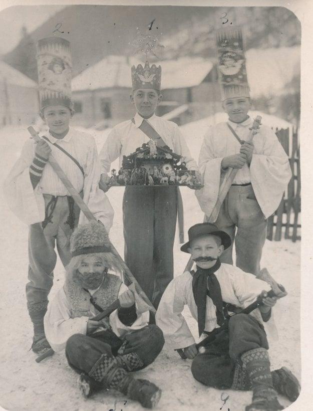 Betlehemci z Tajova v 1. polovici 20. storočia