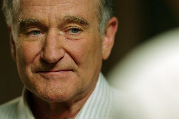 Robin Williams zomrel v roku 2014.