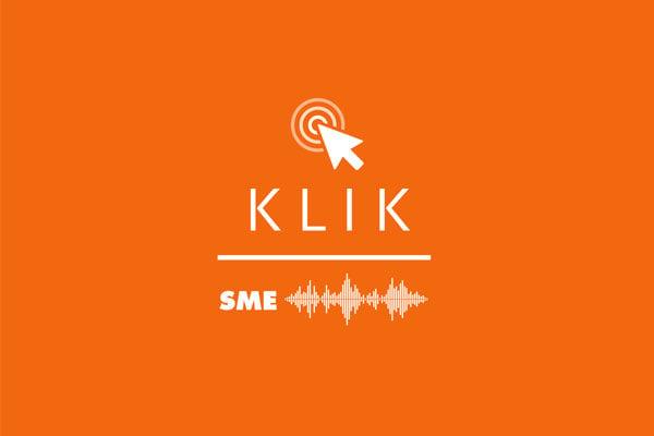 Podcast Klik denníka SME.