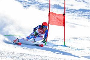 4eca869a8 Vlhová - Obrovský slalom - 1. kolo - Online - ZOH 2018 - Šport SME