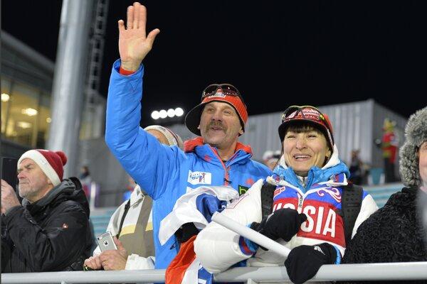 Rodičia Anastasie Kuzminovej.
