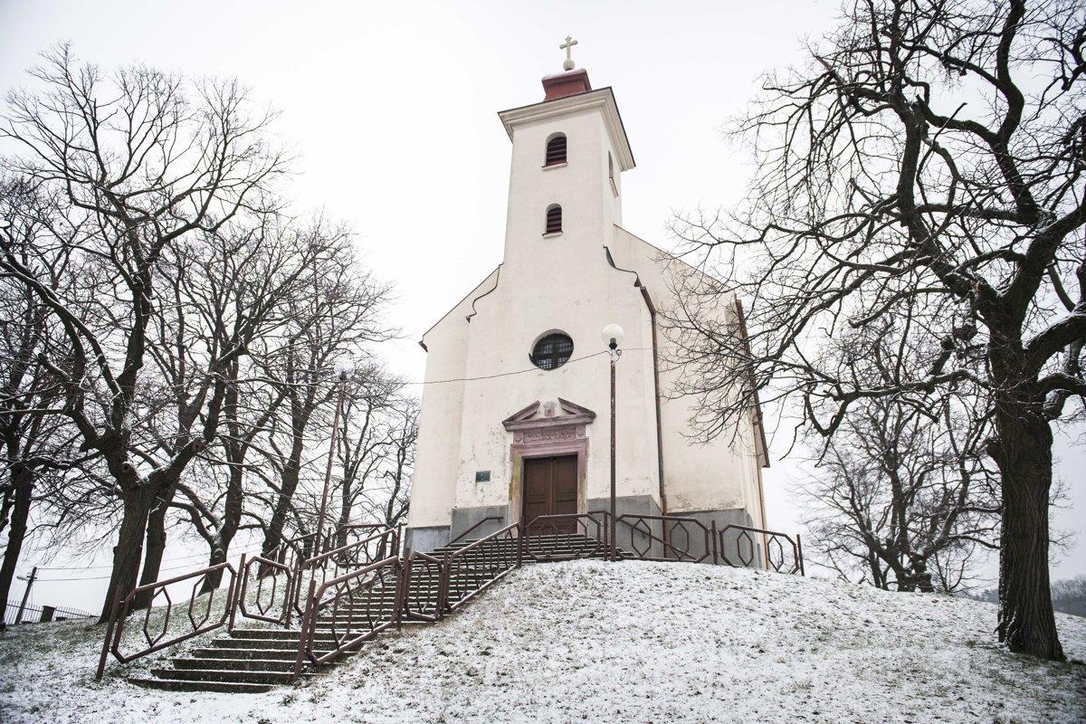 f731bec36 Lamač: Cirkev rokuje s mestom o Kaplnke Sv. Rozálie - Bratislava SME