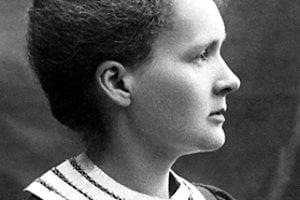 Marie Curiová-Skłodowska