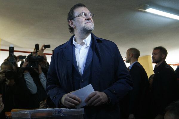 Španielsky premiér Marian Rajoy.