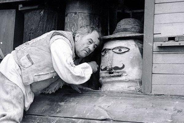 Ľudovít Greššo vo filme Starý včelár (1981)