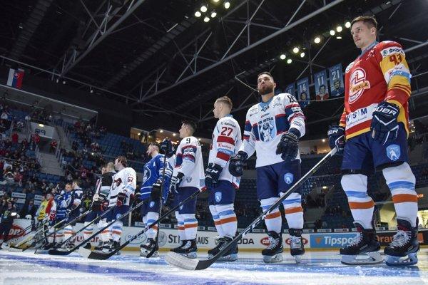 All Star Cup. Výber zložený zhráčov slovenských klubov napokon získal celkové prvenstvo.