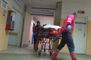 Dvanásťročnú Michaelu zachraňovali v košickej nemocnici. Žiaľ, zraneniam podľahla.