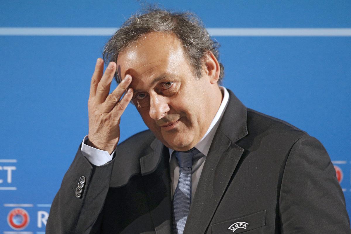 Platiniho (ne)vina a obžaloba svetového futbalu